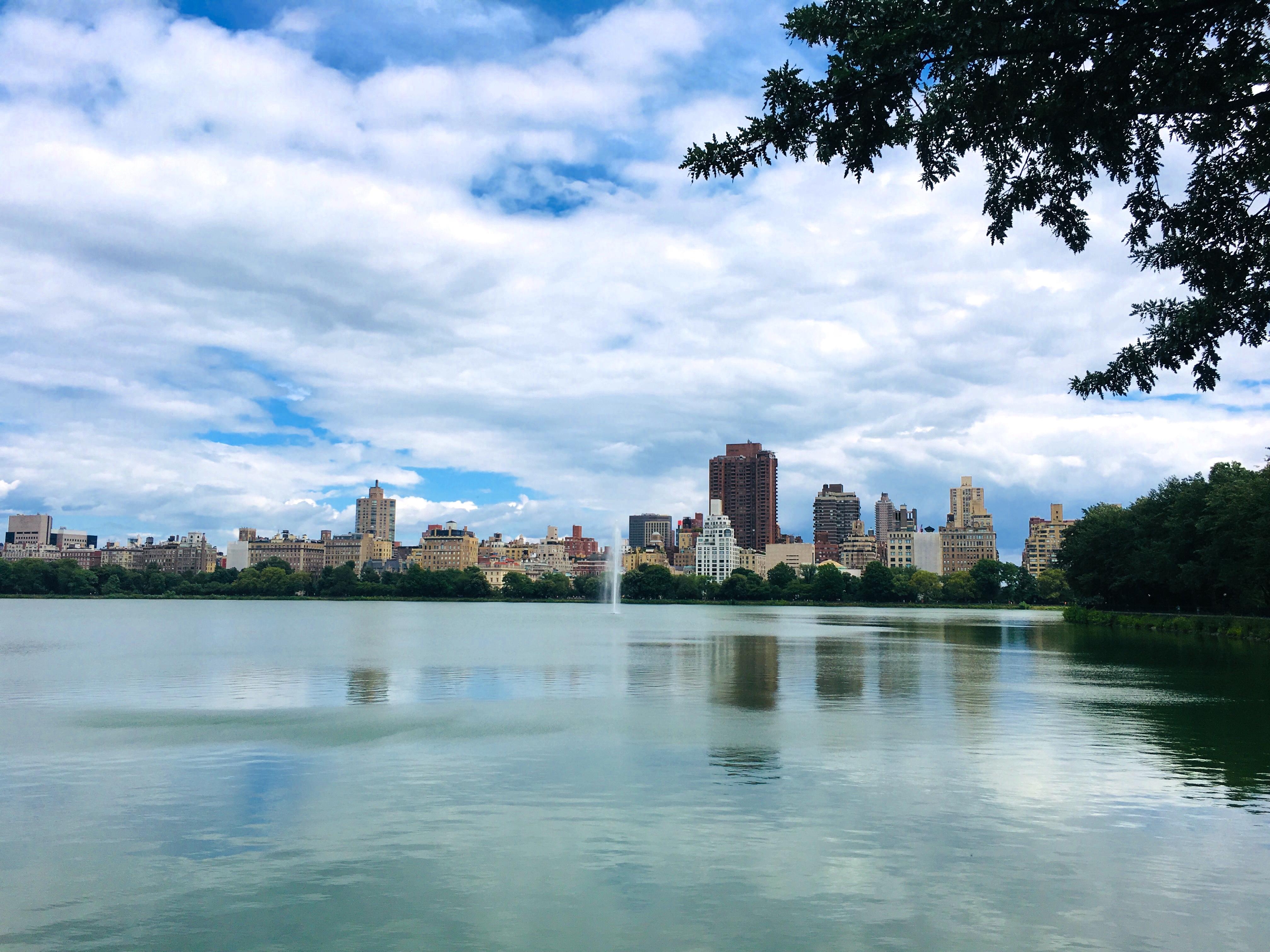 Hardlopen in Central Park