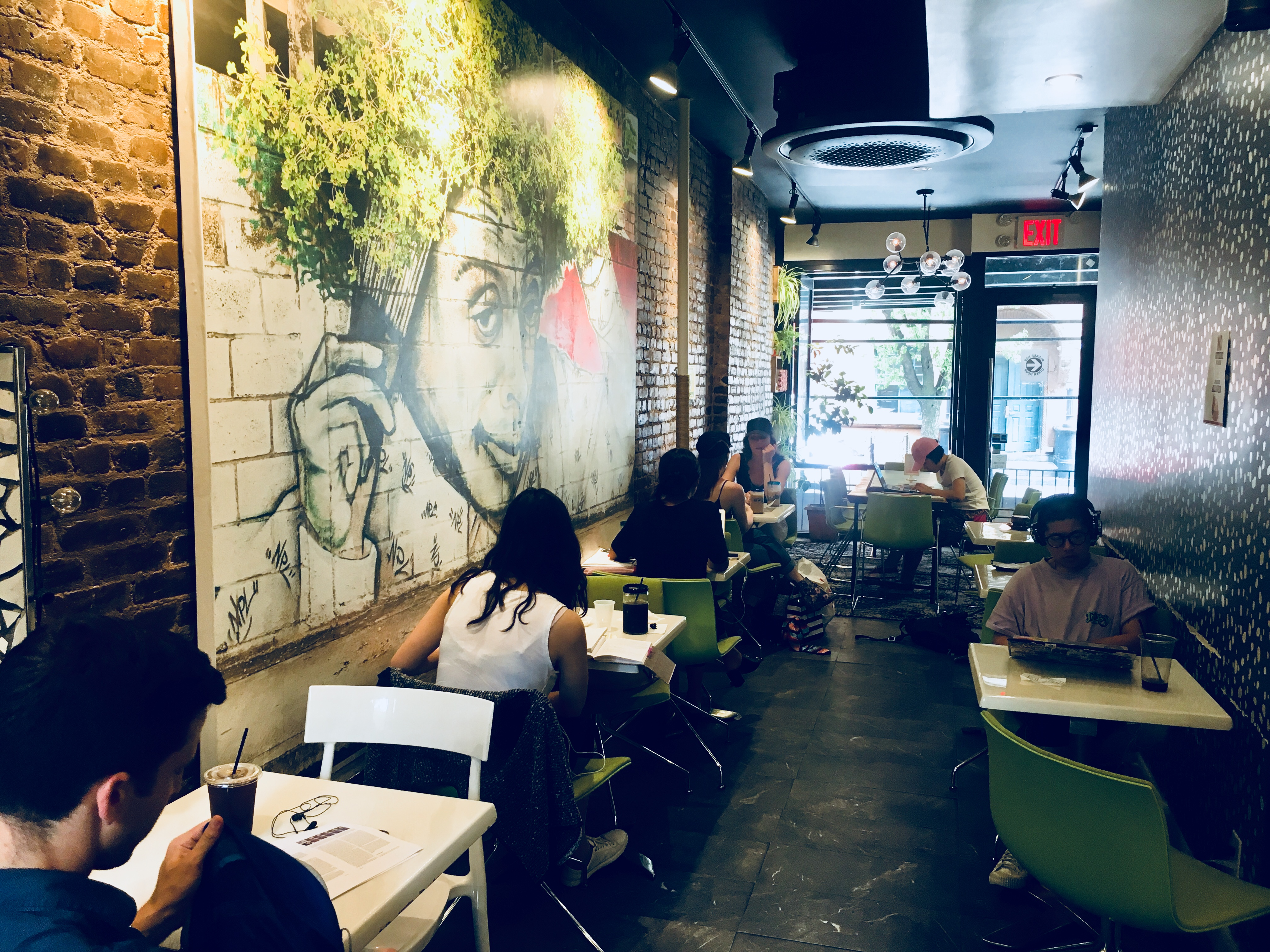 UT47 coffee in New York