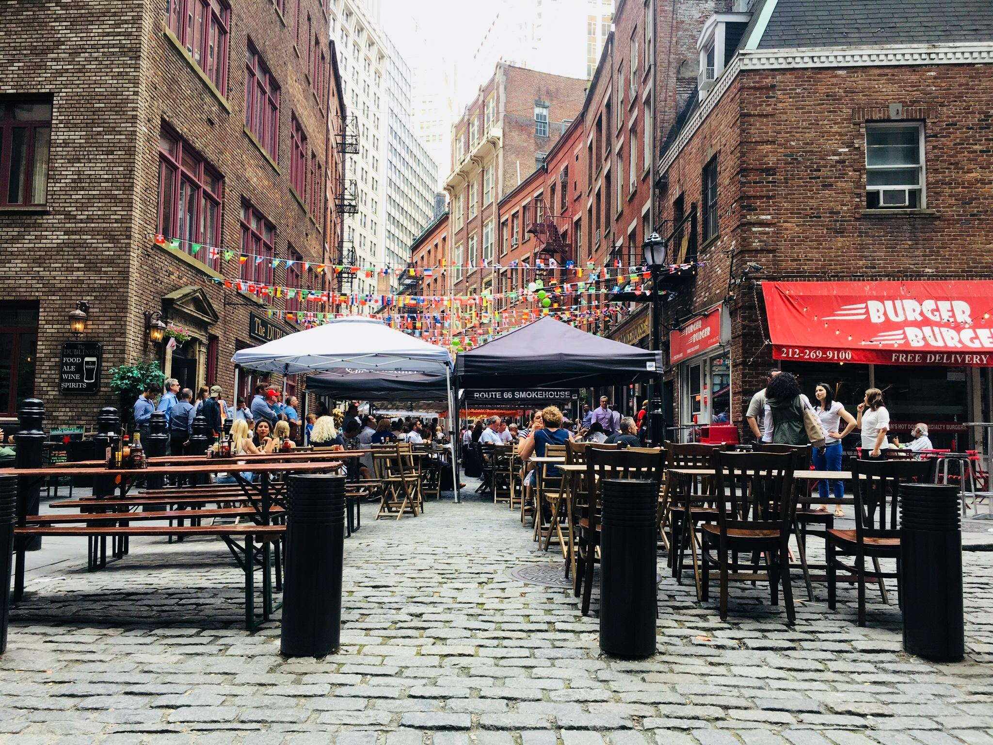 Stonestreet in New York
