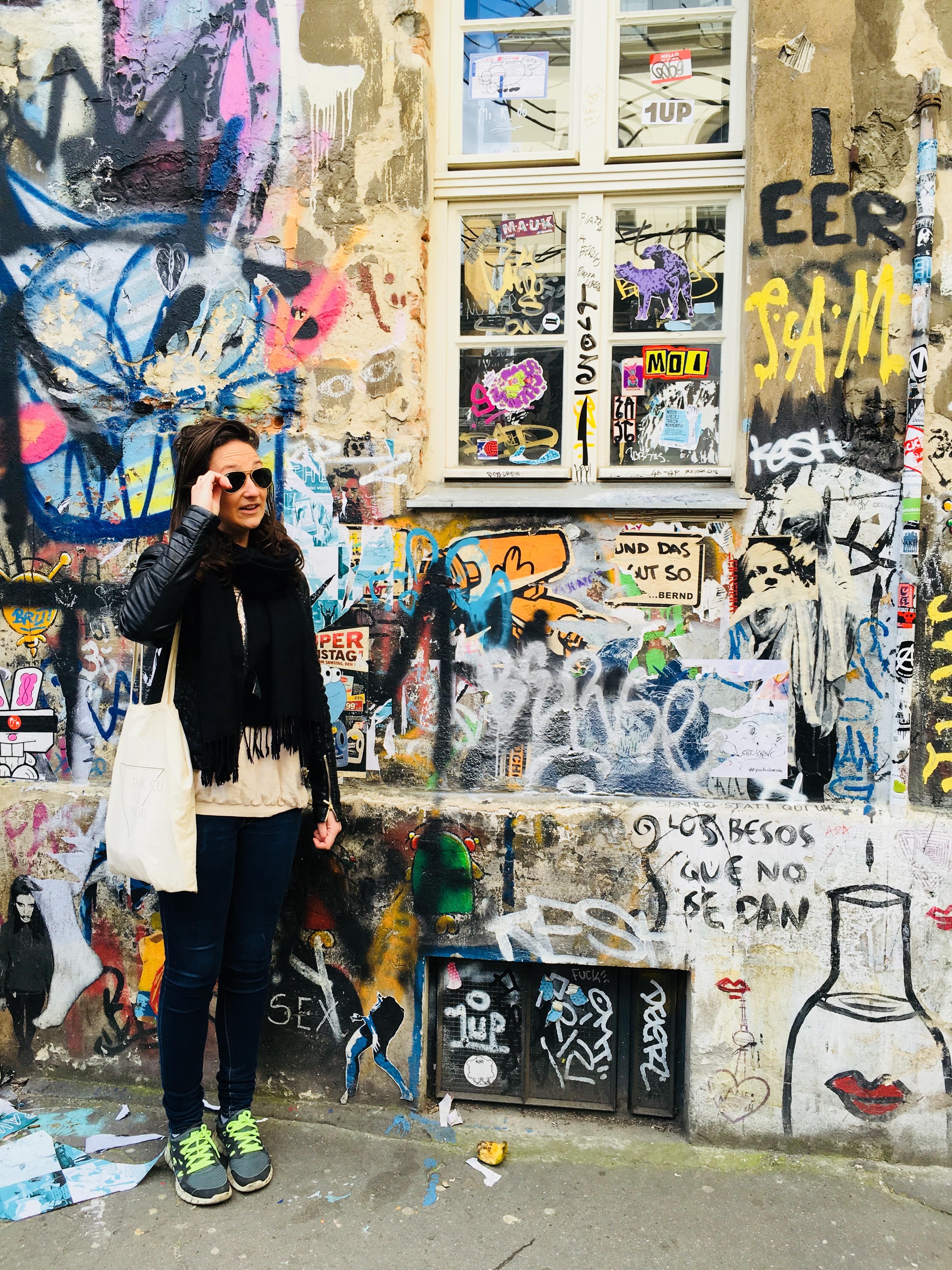 Op de 'alternatieve' toer in Berlijn