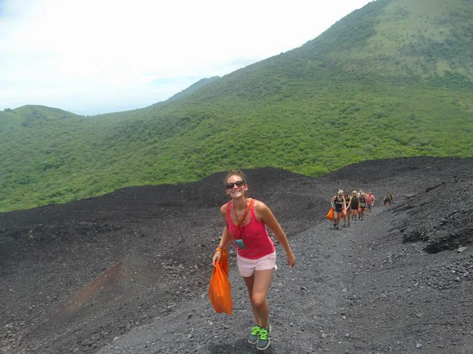 Cerro Negro vulkaan beklimmen in Nicaragua