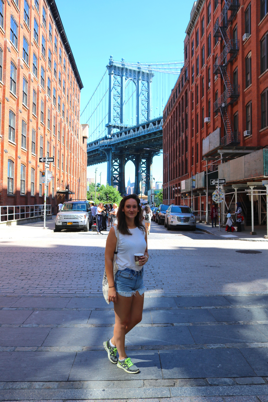 New York Nike Free runners