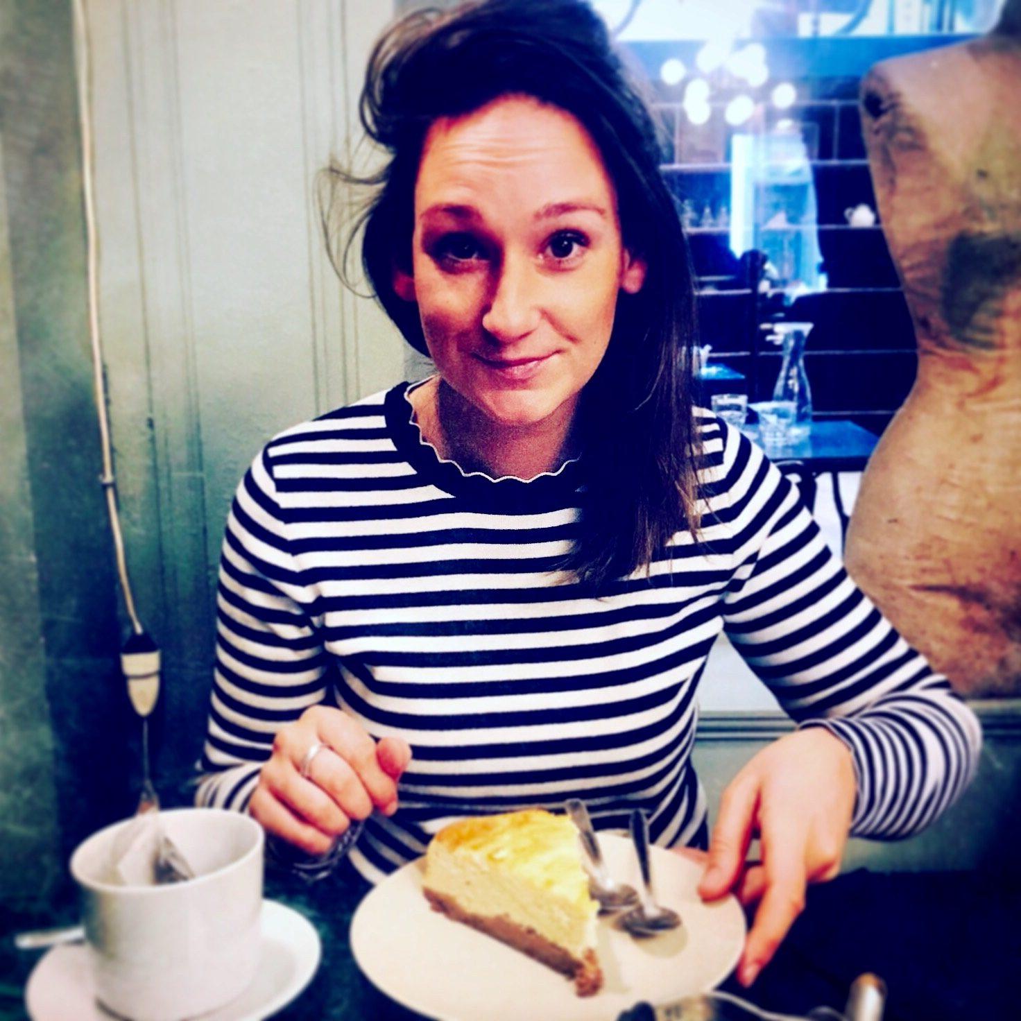 Brunchen in Lille met speculoos cheesecake!