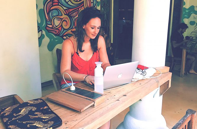 Digital Nomad in Canggu Bali