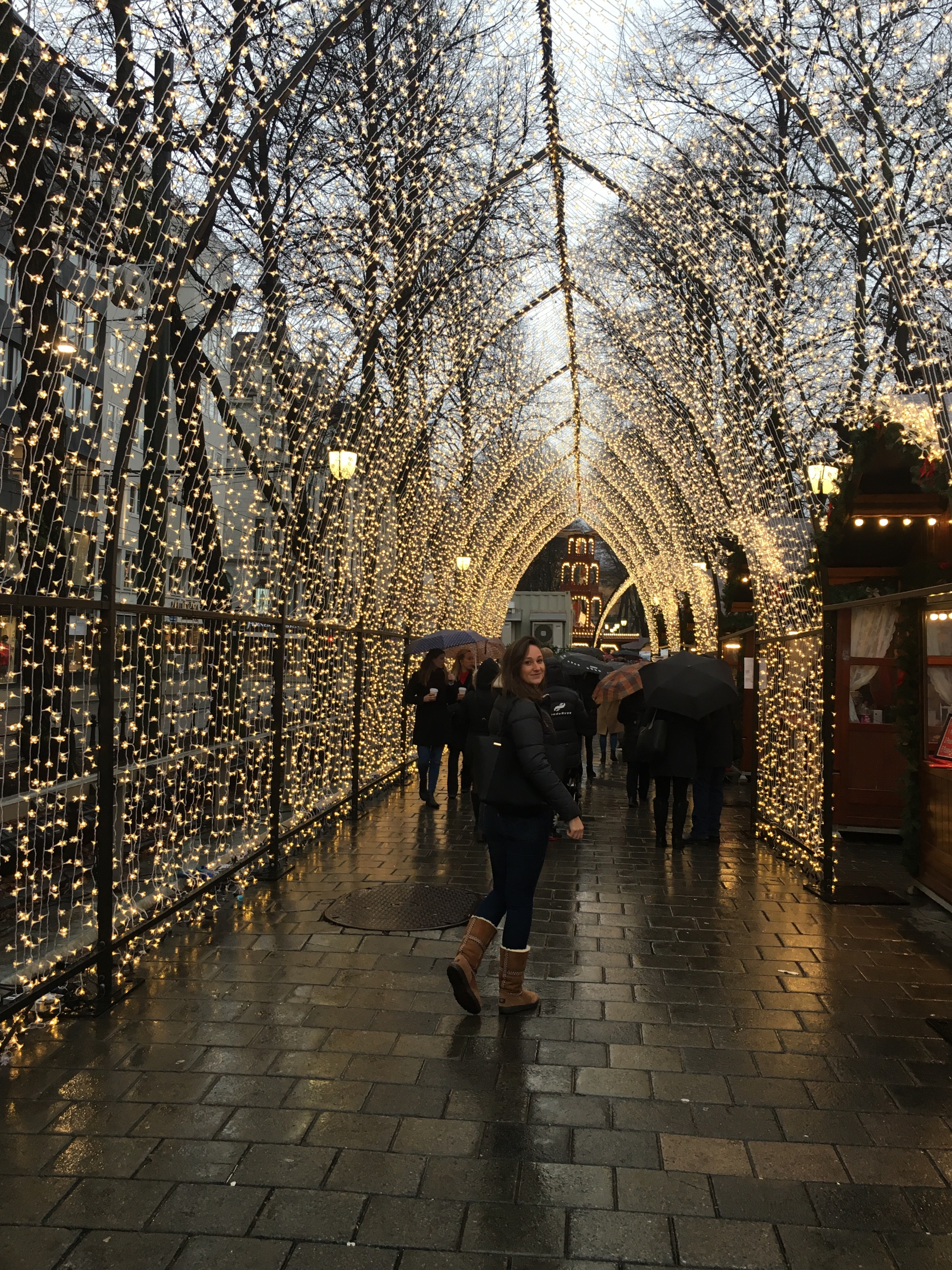 Kerstmarkt in Oslo