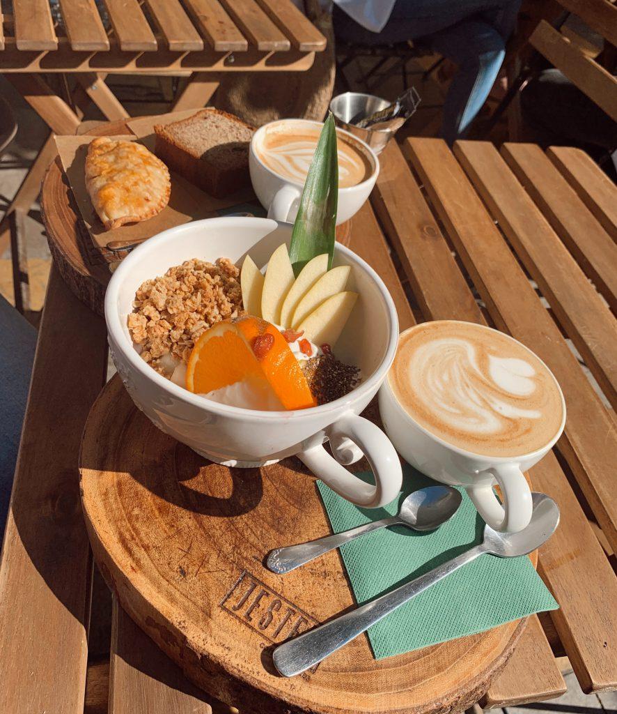 Ontbijten in Sevilla