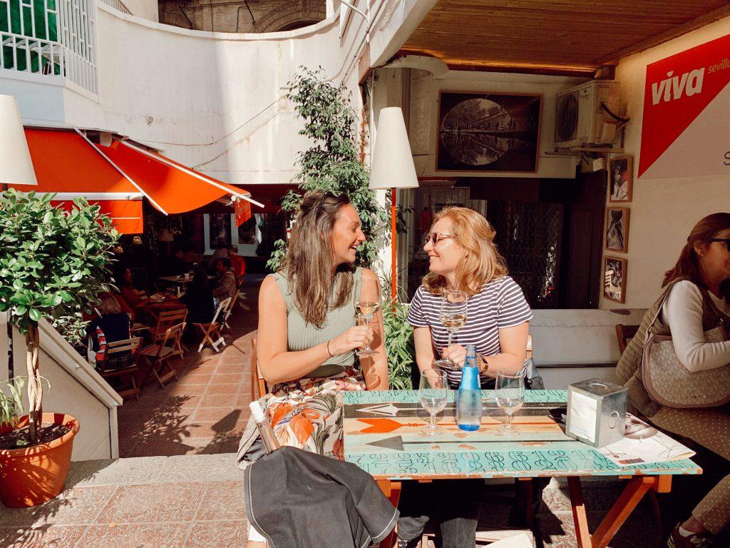 Hotspot Sevilla